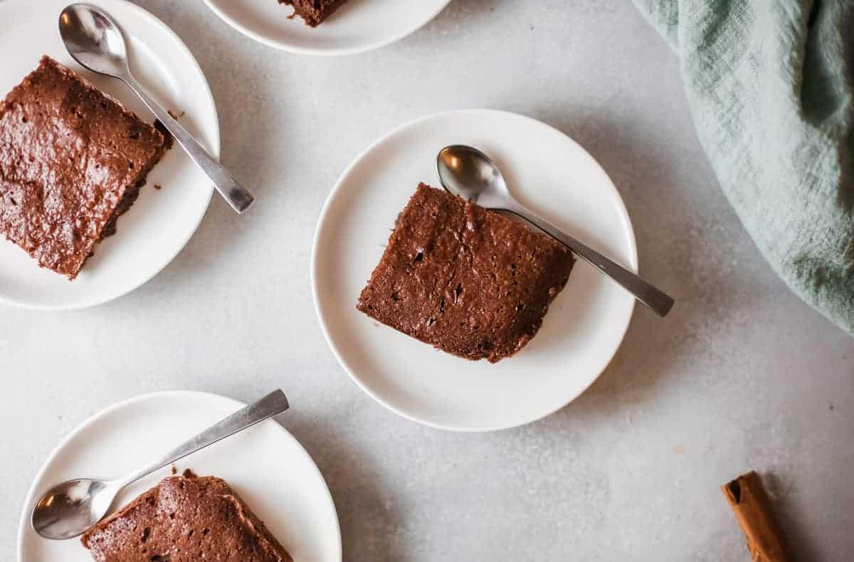 easy mocha brownies recipe