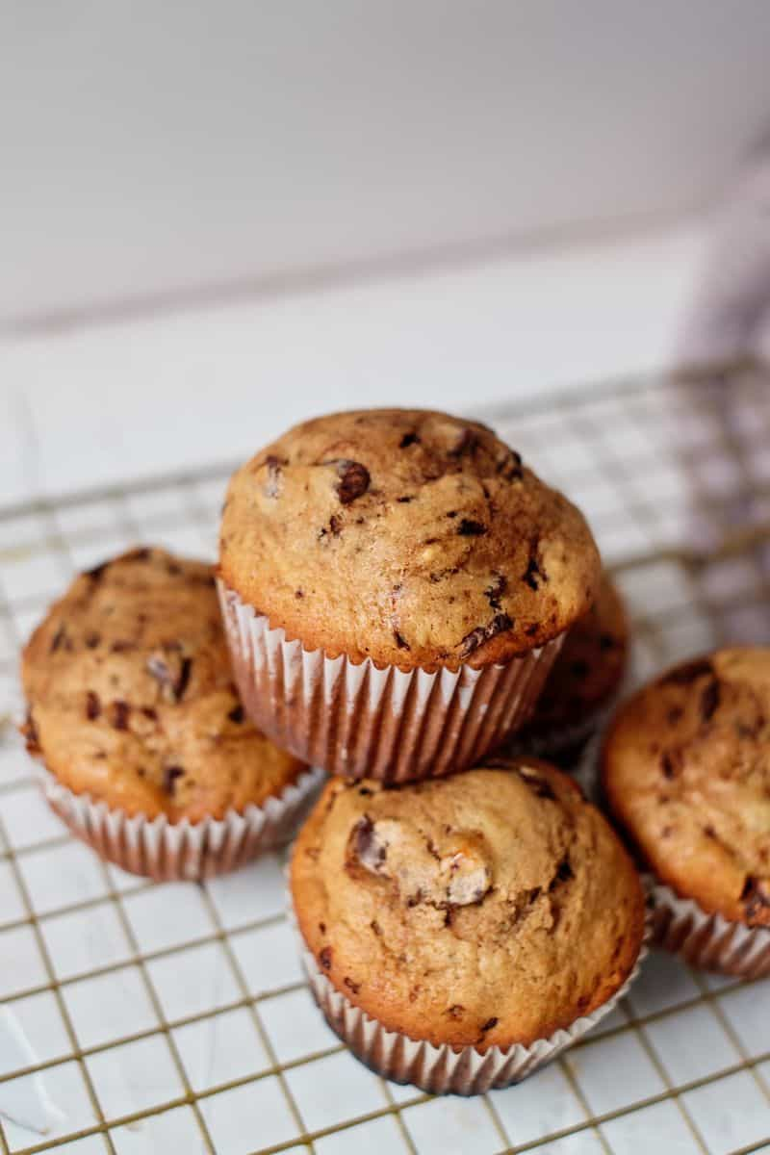 chocolate coffee muffins recipe