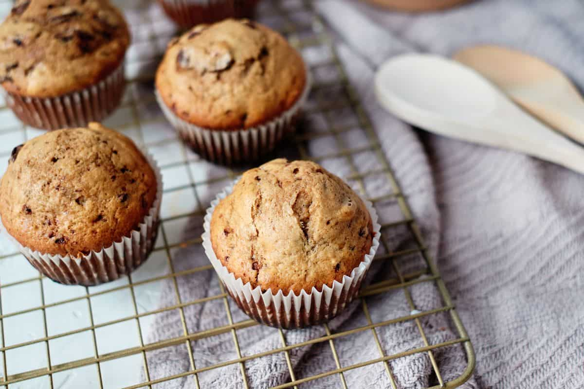 easy mocha muffins recipe