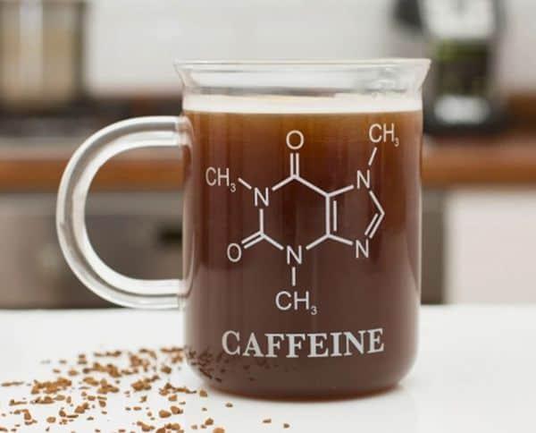 caffeine coffee cup